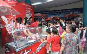 Kido của ông Trần Lệ Nguyên mở chuỗi cửa hàng, xe đẩy bán kem, trà sữa, cà phê