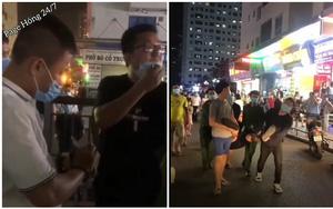 Clip: Nam thanh niên không đeo khẩu trang, lớn tiếng chống đối công an và cái kết