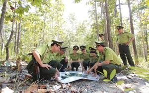 Ứng dụng công nghệ cao bảo vệ rừng Đăk Lăk