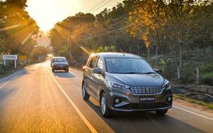 Suzuki Ertiga giảm giá mạnh, lên tới gần 70 triệu đồng