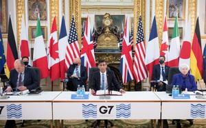 """G7 ủng hộ đề xuất thuế """"mang tính lịch sử"""" của chính quyền Biden"""