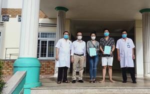 Đắk Lắk: 2 trong 4 bệnh nhân mắc Covid-19 đã được xuất viện