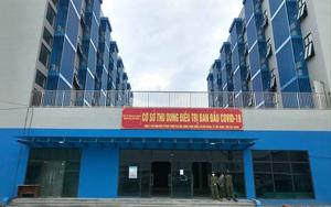Cơ sở điều trị bệnh nhân Covid-19 lớn nhất 1800 giường đi vào hoạt động