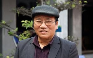 """Nhà thơ Trần Đăng Khoa: """"Tôi gọi Dân Việt là tờ báo của chúng ta"""""""