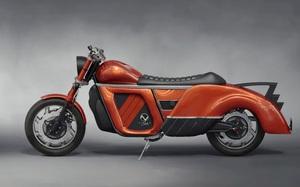 """Electrocycle - mẫu mô tô kết hợp sở hữu pin cực """"trâu"""""""