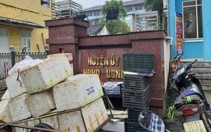 """Trụ sở bỏ hoang sau sáp nhập huyện, xã (bài 1): Công sở trở thành kho đồ, """"ổ chích""""..."""