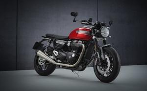 Triumph Speed Twin 2021 nhận được hàng loạt cải tiến, cực kỳ cuốn hút