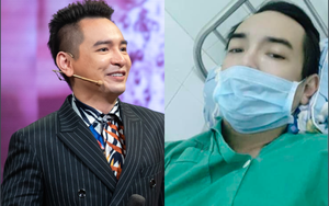 Ca sĩ Việt Quang qua cơn nguy kịch sau khi bị viêm phổi nặng