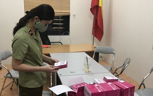 Hà Nội: Tiếp tục phát hiện 400 hộp dụng cụ test Covid – 19 không chứng từ