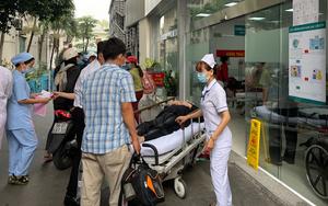Bệnh nhân Covid-19 tử vong khi chuyển viện đã tự uống thuốc, khám phòng khám tư đến khi bệnh chuyển nặng