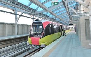 Clip: Xem tàu đường sắt Nhổn – Ga Hà Nội chạy toàn tuyến êm ái như thế nào