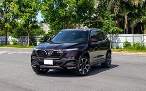 """VinFast Lux SA2.0 2021: Xứng danh BMW Việt, """"món hời"""" với người dùng"""