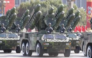 Trung Quốc xây hơn 100 hầm chứa tên lửa đạn đạo, điều gì xảy ra?