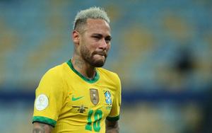 Neymar bật khóc, Messi chạy tới ôm chầm động viên sau khi Brazil thất thủ trước Argentina tại chung kết Copa America 2021