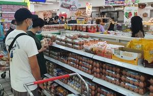 TP.HCM: Doanh nghiệp muốn tăng giá trứng gà, trứng vịt