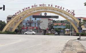 Thái Nguyên: Thống nhất khoanh vùng xây dựng khu công nghiệp - đô thị - dịch vụ huyện Phú Bình hơn 200ha