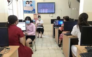 Hà Nội: Gần 60.000 hồ sơ đăng ký tuyển sinh trực tuyến thành công vào lớp 1 năm học 2021-2022