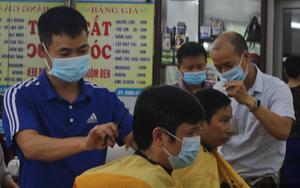 [NÓNG]: Từ 0h00 ngày 13/7, Hà Nội tạm dừng cắt tóc, gội đầu, nhà hàng, quán ăn chỉ bán mang về