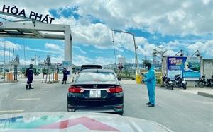 Quảng Ngãi: Chủ dự án tỷ đô tự tổ chức test nhanh Covid-19 cho người lao động