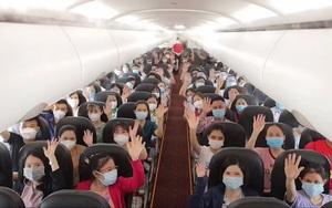 Nghệ An: Chuyến bay đặc biệt đưa 200 y, bác sĩ lên đường chi viện cho TP.HCM