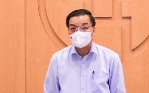 """Chủ tịch Hà Nội: Không """"ngăn sông cấm chợ"""", lập 22 chốt kiểm soát để ngăn dịch Covid-19 xâm nhập"""