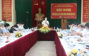 Thanh Hóa: 100% số xã của huyện Triệu Sơn đạt chuẩn nông thôn mới