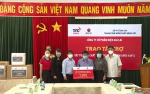 Tập đoàn TTC và DHA chung tay phòng chống đại dịch Covid-19