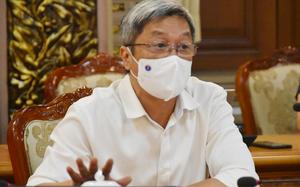 Thứ trưởng Bộ Y tế Nguyễn Trường Sơn: Bệnh nhân Covid-19 có tải lượng virus thấp mới được cách ly tại nhà