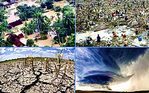 6 tháng cuối năm 2021: Thiên tai tiềm ẩn nhiều diễn biến phức tạp