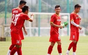 U23 Việt Nam nhận tin cực vui trước vòng loại U23 châu Á 2022