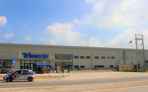 Thái Nguyên: Nhà máy Trina Solar 4.750 tỷ đồng đi vào hoạt động