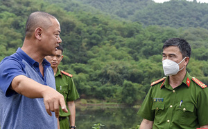 Phó Chủ tịch UBND tỉnh Thanh Hóa Lê Đức Giang ký quyết định xử phạt 9 doanh nghiệp xả thải xuống sông Mã