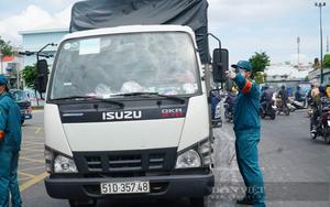 Bộ GTVT yêu cầu cắt giảm thủ tục cho tài xế chở hàng hoá