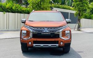Mitsubishi Xpander Cross hàng hiếm chạy hơn 5.000km bán giá khó tin