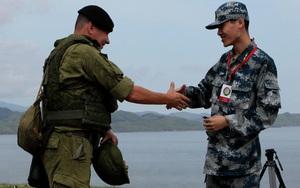 Nga bắt tay hợp tác quân sự với Trung Quốc, vì sao?