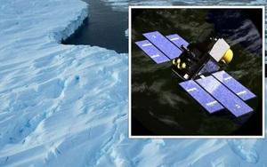 NASA tìm thấy hệ thống hồ bí ẩn bên dưới Nam Cực kết nối với toàn bộ Trái đất