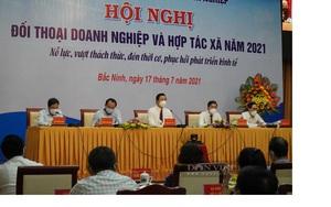 Bắc Ninh: Đối thoại với doanh nghiệp và hợp tác xã sau dịch Covid-19
