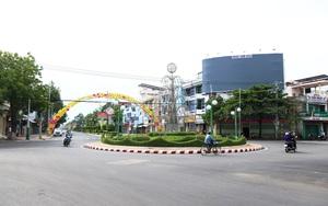 Ninh Thuận: TP.Phan Rang - Tháp Chàm vắng lặng trong ngày đầu giãn cách theo Chỉ thị 16