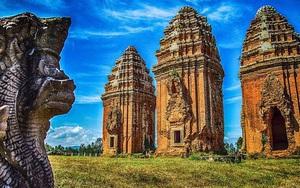 8 cụm tháp Chăm ngàn tuổi siêu độc đáo, sừng sừng giữa kinh đô của vương quốc cổ Chăm Pa