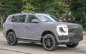 Ford Everest 2022 sẽ có những thay đổi như thế nào?