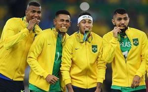 Đội hình Olympic Brazil dự Olympic Tokyo: Bản lĩnh nhà vô địch