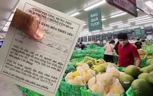 ĐBSCL: Chợ truyền thống nơi cho bán, nơi đóng cửa, người dân đi chợ và siêu thị phải có phiếu mua hàng