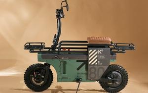 Katalis Spacebar - xe máy điện tí hon có thể gập gọn