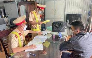 """Bất chấp lệnh cấm, nhà xe chở """"chui"""" 60 người từ Tây Ninh về Đắk Lắk"""