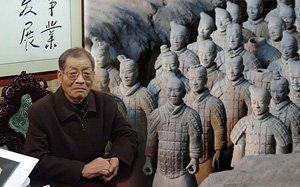 Người đầu tiên tìm thấy lăng mộ Tần Thủy Hoàng giờ ra sao?