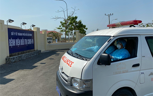 TP.HCM: Các bệnh viện dã chiến đều than thiếu xe cứu thương