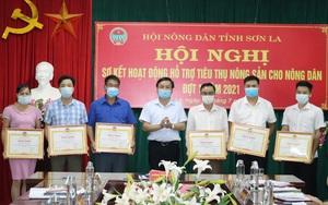 Các cấp Hội Nông dân tỉnh Sơn La hỗ trợ tiêu thụ gần 5.000 tấn nông sản