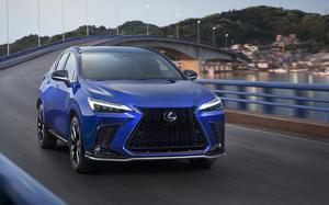 Lexus NX 2022 có những thay đổi gì đáng chú ý?
