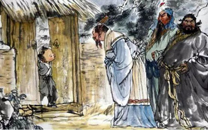 Lưu Bị mời được Gia Cát Lượng xuất núi nhưng lại bỏ qua nhân tài kiệt xuất này