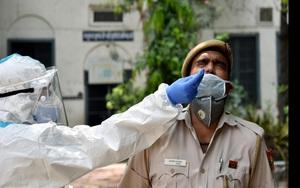 Hơn 41.000 trường hợp mắc Covid-19 mới chỉ trong 24 giờ ở Ấn Độ